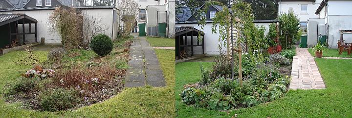 Engelbrecht gartengestaltung vorher nachher vorher nachher 2 for Gartengestaltung vorher nachher